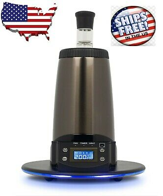 Arizer Extreme Q Dry Herb  Vaporizer- Desktop Model- Free Shipping in the US