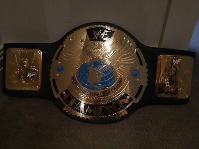 WWF World Heavyweight Championship Replica Belt