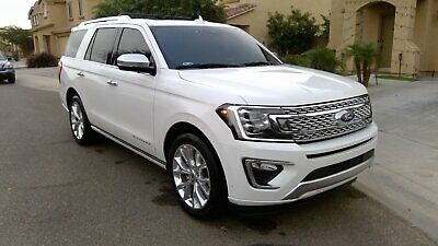 2018 Ford Expedition PLATINUM 2WD 2018 FORD EXPEDITION PLATINUM