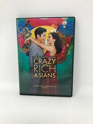 Crazy Rich Asians DVD 2018 Ships Fast!