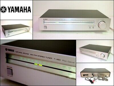 Yamaha T-460 Ns Series Am Fm Stereo Tuner