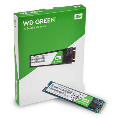 SSD 120GB WD Green M.2 (2280) SATAIII 3D 7mm intern bulk