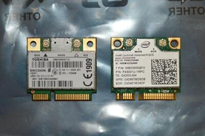 Intel Centrino N 6235 Wireless & Ericsson H5321 WWAN Mobile Broadband Cards