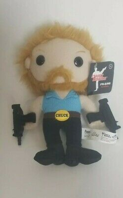 Chuck Norris Talking Plushies Funko Good Conditon But Does Not Work/Talk 7in.