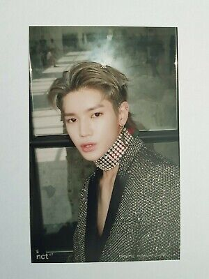 """K-POP NCT 127 Album """"REGULATE"""" OFFICIAL LIMITED TAEYONG PHOTOCARD"""