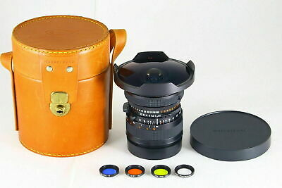 [Rare!] Hasselblad Carl Zeiss F-Distagon CF 30mm f/3.5 T* Lens Case Filter 5113