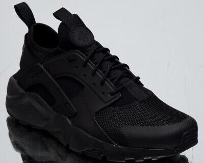 innovative design fd1ce 540ef Nike Air Huarache Run Ultra Men s New Black Casual Lifestyle Sneakers  819685-002