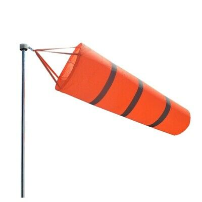 Airport Aviation Windsock Rip-stop Wind Outdoor Measurement 80/100/150/200cmBag