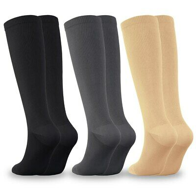Compression Socks for Women&Men - Best for Running, Travel, Cycling, Pregnant AU