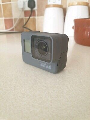 GoPro HERO5 4k Ultra HD Camcorder - Black includes remo voice command