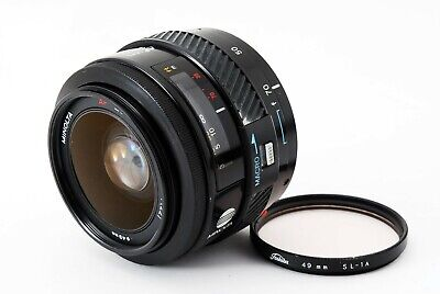 [AS IS] Minolta Maxxum AF Zoom 35-70mm F4 Macro For Sony A mount from Japan #687