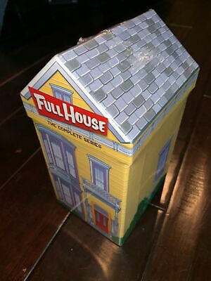 Full House: The Complete Series Collection 32 disk DVD set Nov 27, 2012 NEW NIB