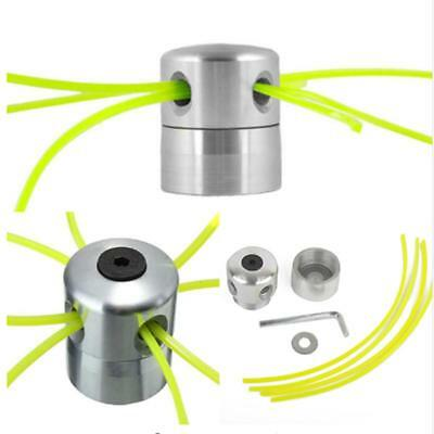 Aluminium Line Head Double Trimmer Head Bobbin Set for Gasoline Brush Cutter RE