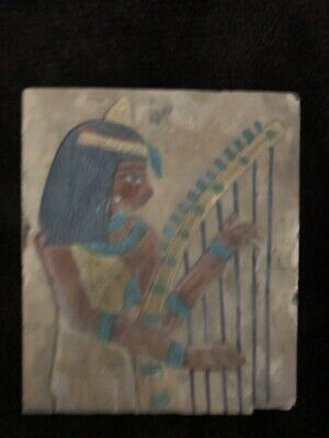Rare Ancient Egyptian Relief Limestone  Of Queen Hatshepsut (c. 1478–1458 BC )