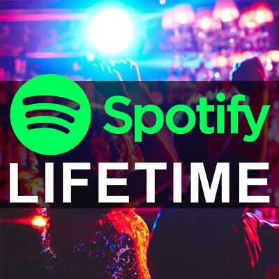 Spotify Premium Account Subscription - Lifetime warranty Worldwide Spotify free