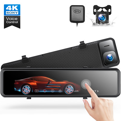 TOGUARD 4K Ultra FHD 2160P Autokamera Dashcam Weitwinkel Video DVR Recorder 170°