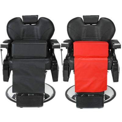 Black/Red Child Cushion Chair Seat Booster Barber Salon Haircut Hairdressing