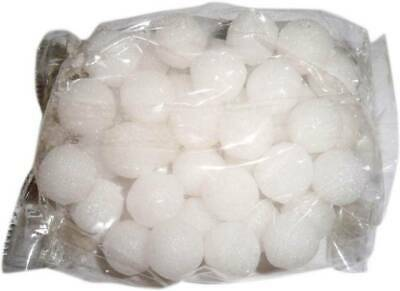 Moth Balls 1Kg Naphthalene Snow White Toilets Cupboards Books Cloths Insects