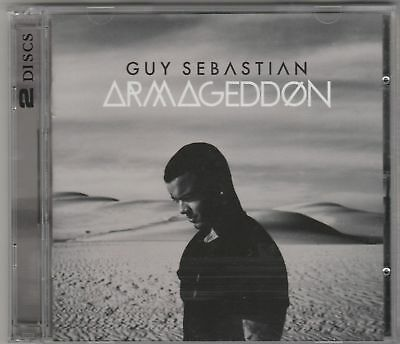 Guy Sebastian - Armageddon Cd/Dvd 2 Set Edition - Very Good Condition