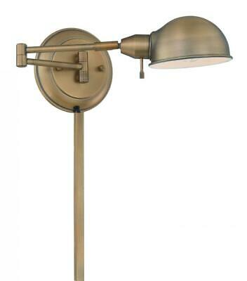 Lite Source LS-16753AB Rizzo Wall Sconce