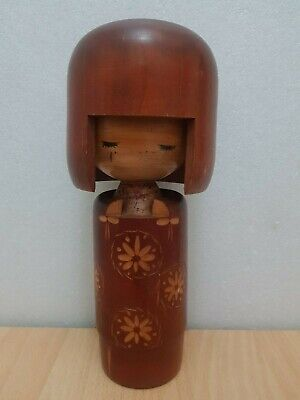 Japan Made Creative Sakura Kokeshi doll by Shiramine (25 cm)