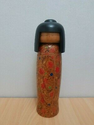 Rare Japan Made Creative Kokeshi doll by Toa Sekiguchi (30 cm)