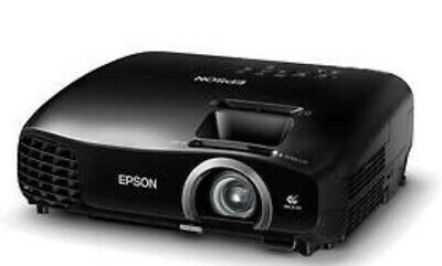 Epson Eh-Tw5200 (Black) 3D Lcd Projector 1080P Hd Ready Home Cinema