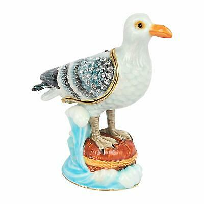 SEAGULL Trinket Box / Ornament Gift *NEW* Boxed