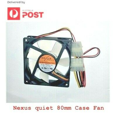 Real Silent Case Fan 80 mm