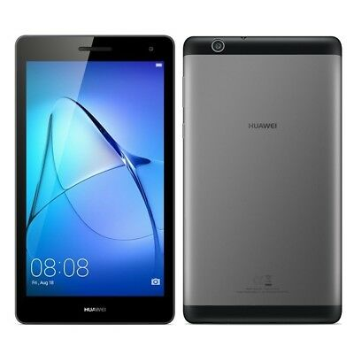 """Huawei Mediapad T3 7 16GB, Wi-Fi, 7"""" Android Tablet - Space Grey"""
