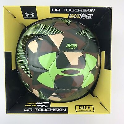2e29d8647f0a1 UNDER ARMOUR UA Touchskin Size 5 Desafio Official Match Soccer Ball ...