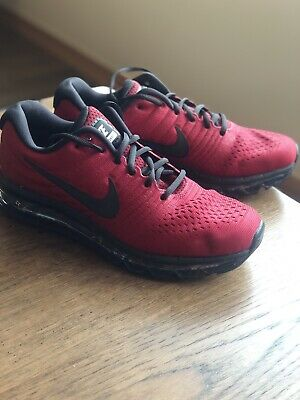 Men Details about Mens Nike Air Max 2017 849559 603 Team Red