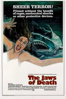 """The Jaws Of Death Huge Poster - 36""""x24"""" (#2091)"""