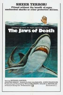 """The Jaws Of Death Huge Poster - 36""""x24"""" (#2090)"""