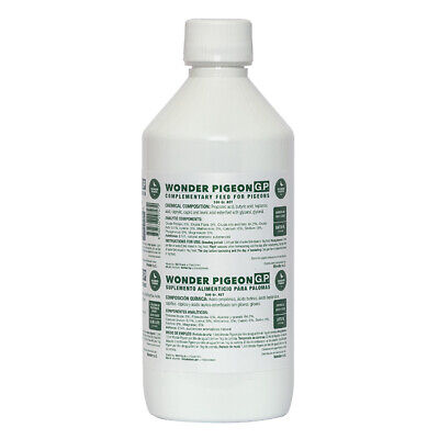 Harkers Wonder Pigeon  GP (Green Power)  500gm for greater muscle mass