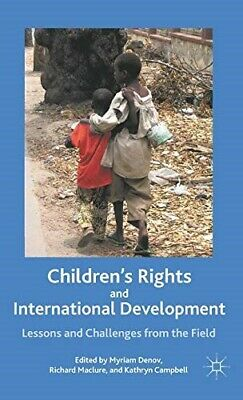 Children's Rights and International Development: Lessons and Challenges from the