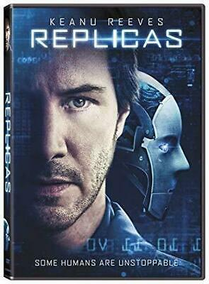 Replicas DVD Free Shipping PreOrder Release date 04/16/19