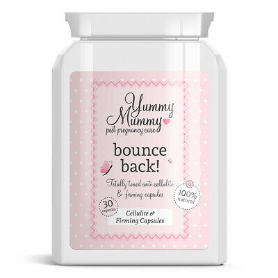 YUMMY MUMMY PREGNANCY TONING FIRMING TABLETS REMOVE CELLULITE TIGHT SMOOTH SKIN