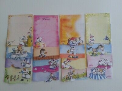 diddl 16 feuilles puzzle anciennes