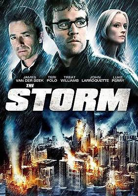 The Storm [DVD] [2009] NEW Sealed Luke Perry