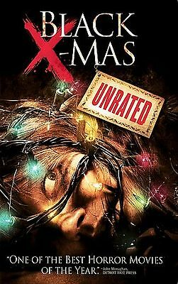 Black X-Mas (Unrated) DVD, Dean Friss, Karin Konoval, Oliver Hudson, Crystal Low