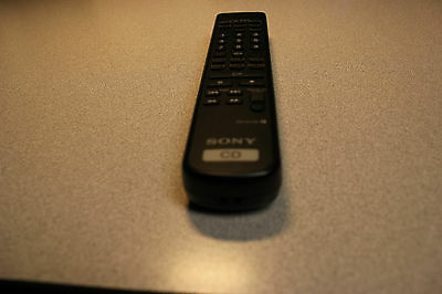 Sony Cd Remote Control Unit - Model # Rm-Dc355 - Used - Excellent Condition