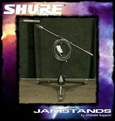 Shure SM57-LC Dynamic Wired Professional Microphone Bundle Free US 48 Shipping!