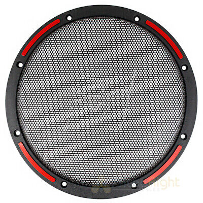 Xscorpion D-12MG 12 Mesh Car Speaker//Subwoofer Grill with Double Rings pair