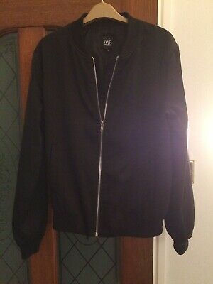 Girl's Jacket By New Look 915 For Ages 14-15 In Black