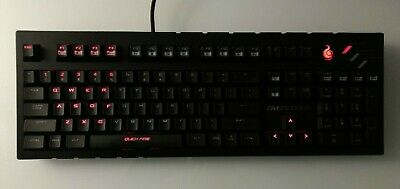 055f7726c99 Cooler Master CM Storm QuickFire Pro Mechanical Keyboard Cherry MX Brown  Switch