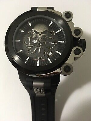 Invicta Coalition Forces Marvel Punisher Trigger 26006 Limited Edition Watch
