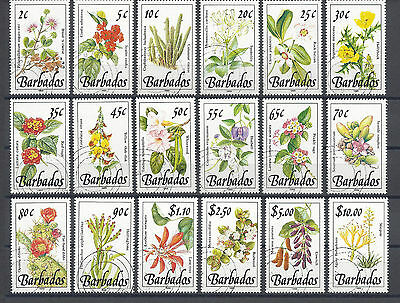 BARBADOS 1989-92 SG 890/905 Fine Used Cat £48
