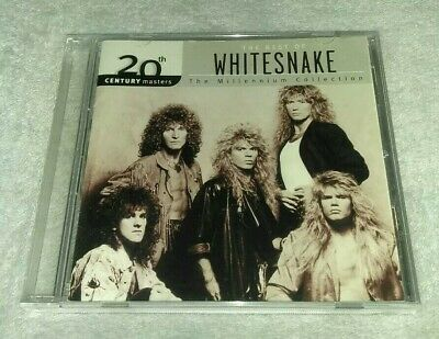 Whitesnake - 20th Century Masters - The Millennium Collection: The Best of (CD)