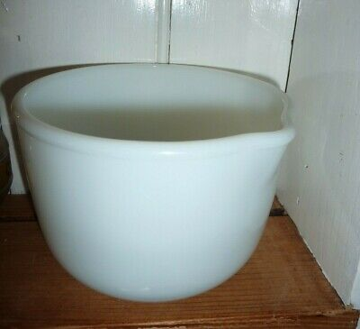 Sunbeam small mixer bowl from the electric mixer [mixer not included bowl only]